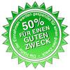 50% aller Einnahmen werden gespendet f�r ein Kinderhilfsprojekt